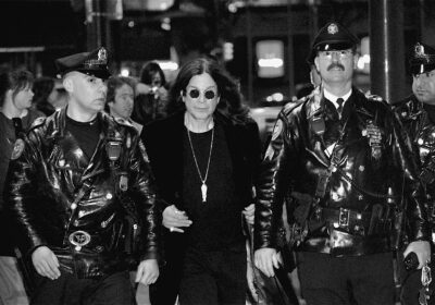 Ozzy Osbourne e Steve Vai