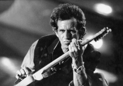 Keith Richards chitarra preferita