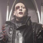 Malore di Marilyn Manson: sviene e poi abbandona il palco