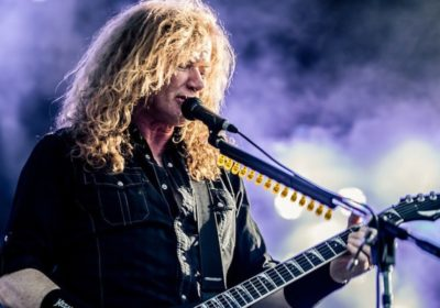 Dave Mustaine In My Darkest Hour morte di Cliff Burton