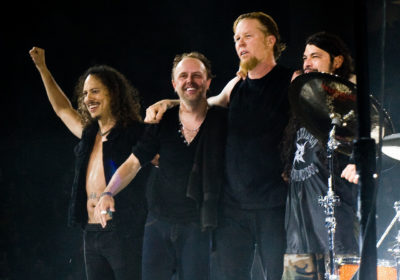 Metallica guadagni