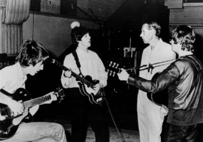 Beatles, George Martin