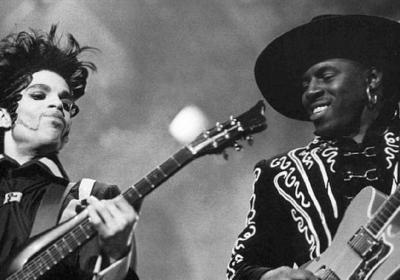 Prince, Bob Marley