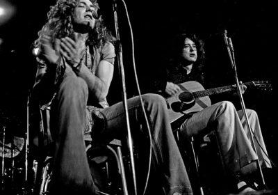 Led Zeppelin e il Signore degli Anelli