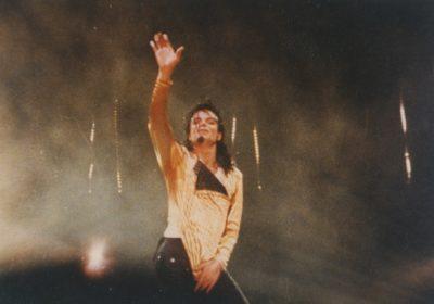Michael Jackson e Bruce Springsteen