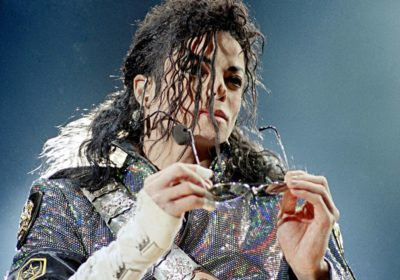 Michael Jackson Morte