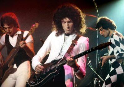 Brian May Eddie Van Halen