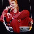 David Bowie dinosauro