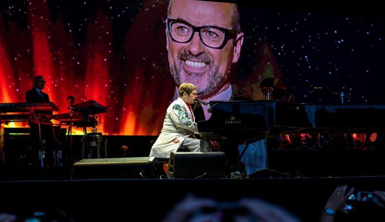 Elton John, memoir Me