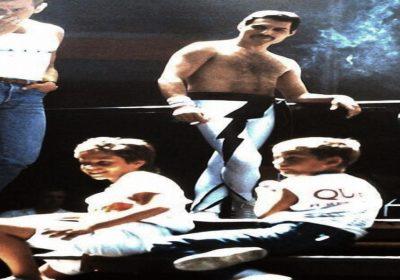 Freddie Mercury, Peter Freestone
