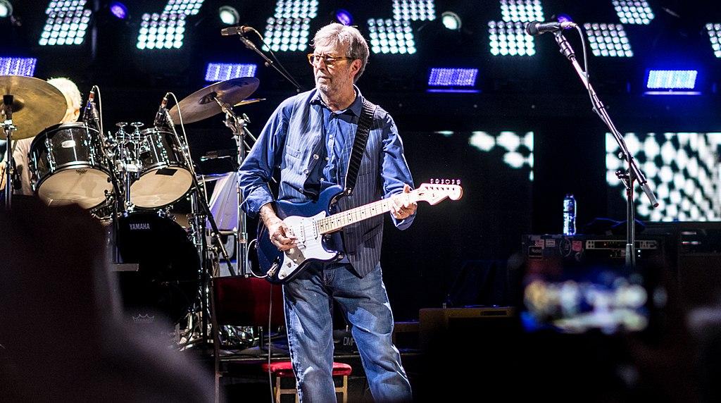 Eric Clapton annuncia una nuova canzone anti lockdown con Van Morrison