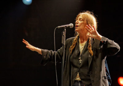 Smells like teen spirit patti smith