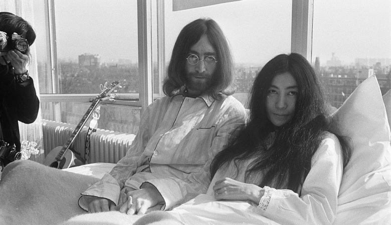 Yoko Ono Liam Gallagher