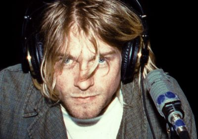 Kurt Cobain Axl Rose