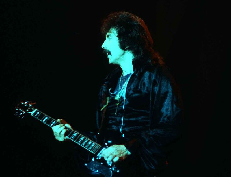"""Tony Iommi:"""" Ecco le band che hanno influenzato i Black Sabbath"""""""