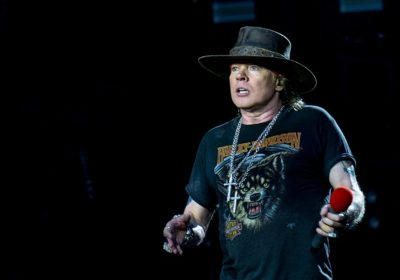 Axl Rose Appetite for Destruction