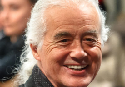 Jimmy Page Led Zeppelin tour