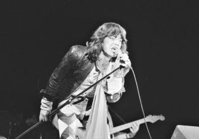 Joe Satriani su Mick Jagger primo incontro