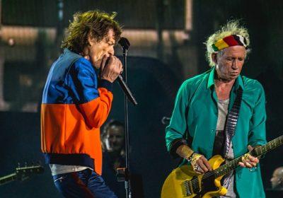 Rolling Stones e Led Zeppelin
