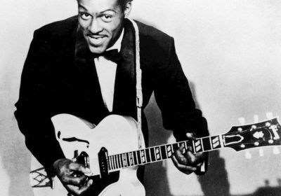 Rolling Stones Chuck Berry