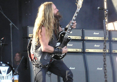 Zakk Wylde Guns N'Roses