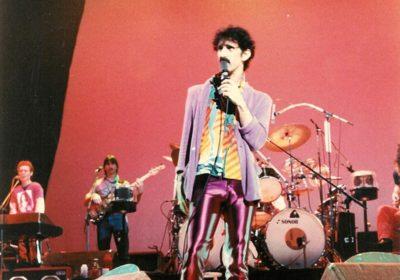 Steve Vai e Frank Zappa