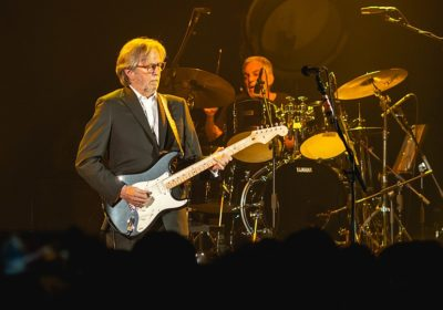 Eric Clapton critica