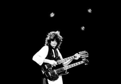 Led Zeppelin Hendrix