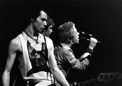 Queen e Sex Pistols