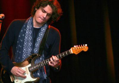 john mayer chitarristi