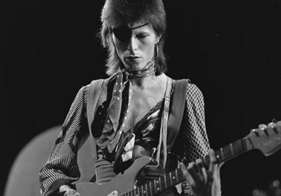 David Bowie lettera
